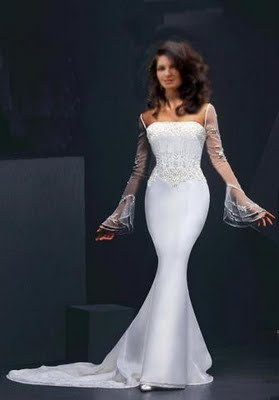 462135 Fotos de vestidos de noiva com manga 17 Fotos de vestidos de noiva com manga