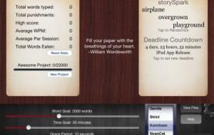 Write or die: ferramenta para escrever rápido