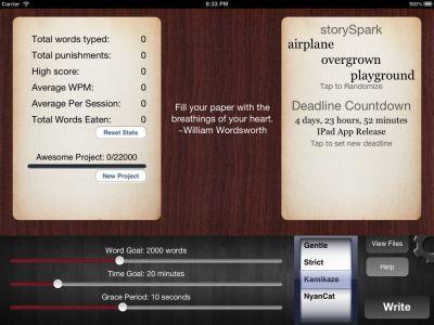 462816 write or die ferramenta para escrever rapido 2 Write or die: ferramenta para escrever rápido