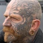462979 Tatuagem no rosto 09 150x150 Tatuagem no rosto: fotos