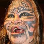 462979 Tatuagem no rosto 16 150x150 Tatuagem no rosto: fotos