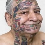 462979 Tatuagem no rosto 18 150x150 Tatuagem no rosto: fotos