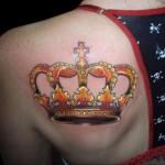 463593 Tatuagem de coroa 15 150x150 Tatuagem de coroa: fotos