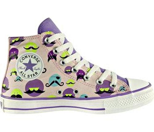 463674 T%C3%AAnis Converse All Star ver%C3%A3o 2013 All Star Mustache Tênis Converse All Star verão 2013