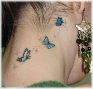 463679 Tatuagem no pesco%C3%A7o 01 Tatuagem no pescoço: fotos