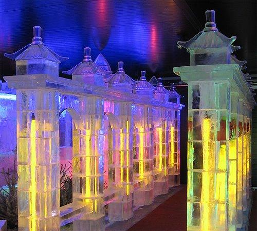 463896 Esculturas de gelo 22 Esculturas de gelo, fotos