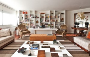 Home office na sala: como montar