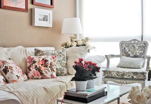 Decoracao De Sala Romantica ~ 464770 Casa com decoração romântica dicas como fazer 1 Casa com