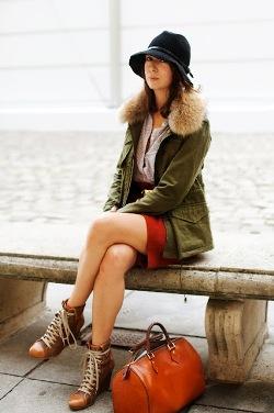 464952 Como combinar vestido com botas 4 Como combinar vestido com botas