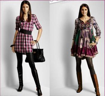 464952 Como combinar vestido com botas 5 Como combinar vestido com botas