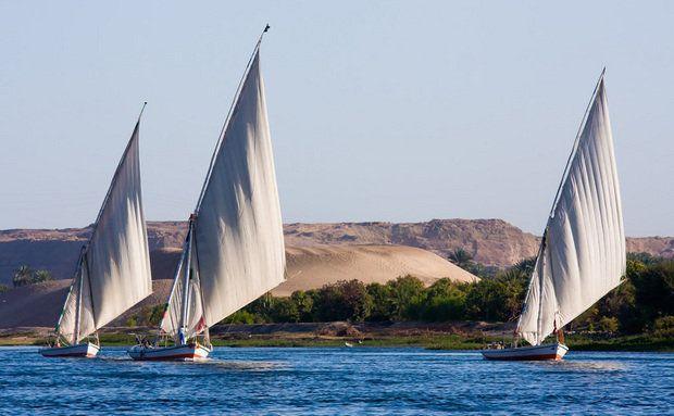 Fotos do Egito