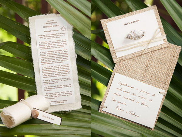 465998 convite casamento praia Convites de Casamento Barato e Bonito   Como Fazer