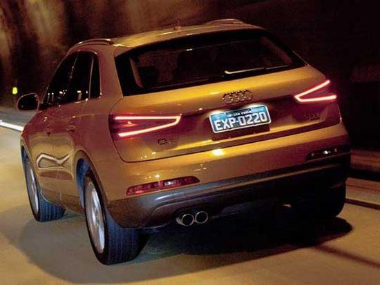466287 audi q3 2012 modelos precos 1 Audi Q3 2012, Modelos, preços