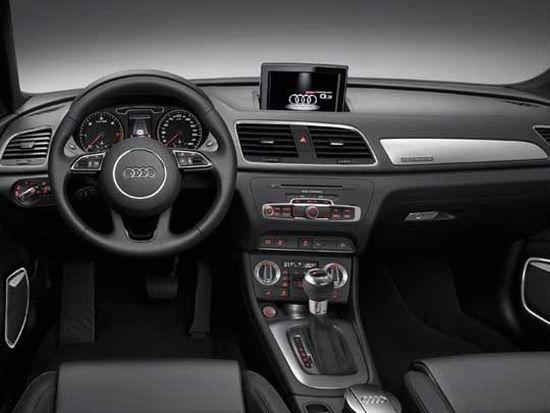 466287 audi q3 2012 modelos precos 2 Audi Q3 2012, Modelos, preços