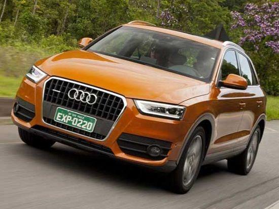 466287 audi q3 2012 modelos precos Audi Q3 2012, Modelos, preços