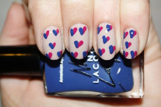 466402 Unhas decoradas com corações dicas fotos4 Unhas decoradas com corações: dicas, fotos