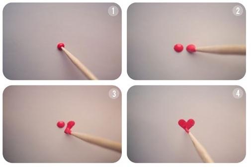 466402 Unhas decoradas com corações dicas fotos7 Unhas decoradas com corações: dicas, fotos