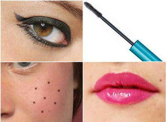 466586 Como fazer maquiagem caipira 4 Como fazer maquiagem caipira