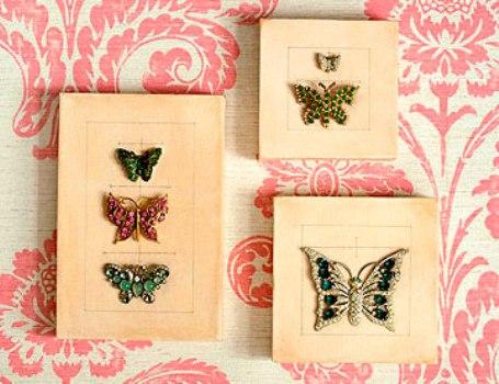 466654 Decoração De Quarto Com Borboletas Como Fazer 13 Decoração de quarto com borboletas   como fazer