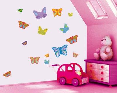466654 Decoração De Quarto Com Borboletas Como Fazer 7 Decoração de quarto com borboletas   como fazer