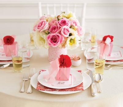 467403 Decoração De Casamento Vermelho Com Rosa Fotos Decoração de casamento vermelho com rosa: Fotos
