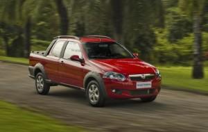 Fiat Strada 2013: preços, fotos