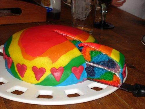 468438 Fotos de bolos coloridos 25 Fotos de bolos coloridos