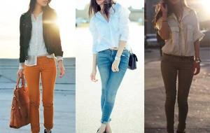 Skinny colorida: dicas, como usar