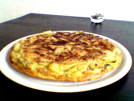 468740 omelete batata frita 2 Omelete de batata frita