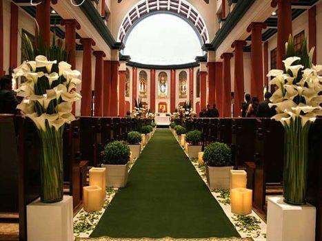 468992 Decoração da igreja como economizar Decoração da igreja, como economizar