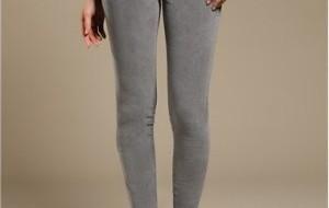 Calça Legging de Veludo – Moda 2012