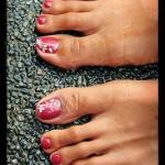469207 Unhas artísticas para os pés dicas fotos6 150x150 Unhas artísticas para os pés: dicas, fotos