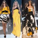 469338 amarelo tecidos fluidos 150x150 Modelos de vestidos para o verão 2013, fotos