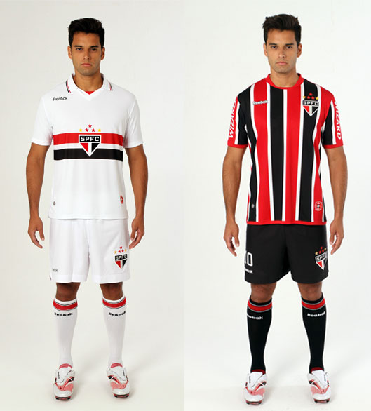 469351 uniformes são paulo Uniforme do São Paulo 2012 2013