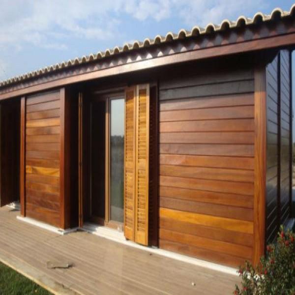 469661 casa de madeira pre fabricada 2 600x600 Casas pré fabricadas SP   preços