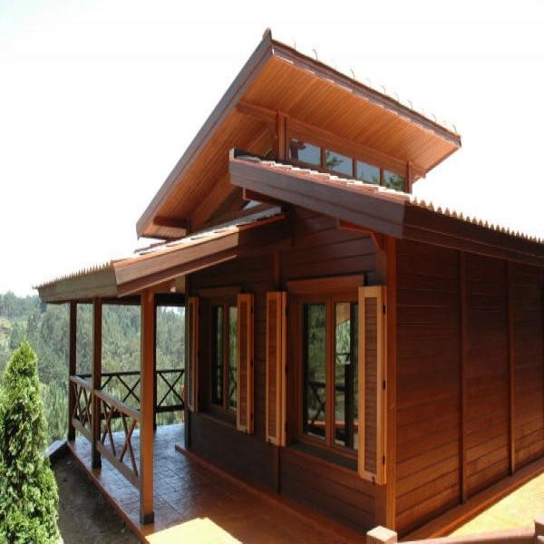 469661 casa de madeira pre fabricada 3 600x600 Casas pré fabricadas SP   preços