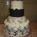 469849 Fotos de bolos artísticos preto e branco 23 150x150 Fotos de bolos artísticos preto e branco
