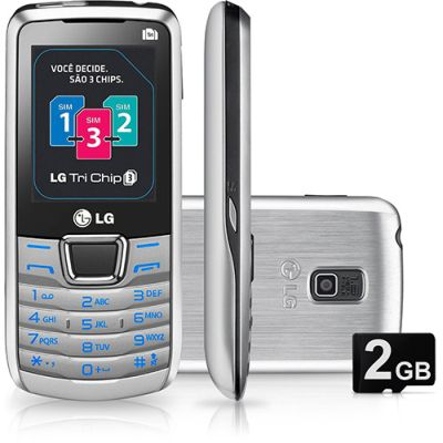 470673 celulares lg tri chip precos onde comprar 2 Celulares LG Tri Chip   Preços e Onde Comprar