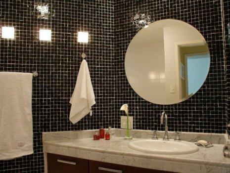 470794 Decoração em Banheiro Com Espelho Dicas e Fotos 10 Decoração em banheiro com espelho   dicas e fotos