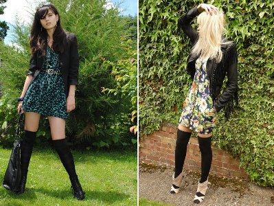 470813 Vestidos floridos curtos Fotos modelos.5 Vestidos Floridos Curtos   Fotos, modelos