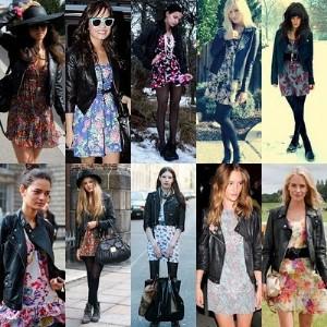 470813 Vestidos floridos curtos Fotos modelos.7 Vestidos Floridos Curtos   Fotos, modelos