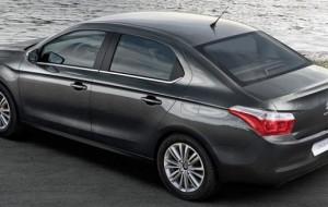 Citroën lança sedãs C4 L e C-Elysée
