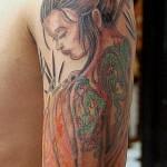 471117 Tatuagem de gueixa 07 150x150 Tatuagem de gueixa: fotos