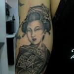 471117 Tatuagem de gueixa 20 150x150 Tatuagem de gueixa: fotos
