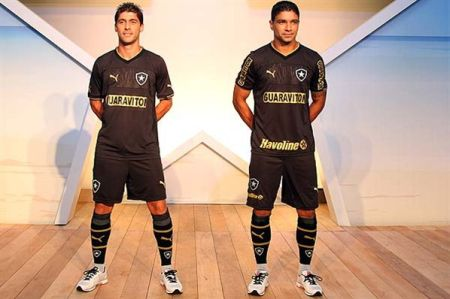 471354 uniforme botafogo 2012 2013 1 Uniforme do Botafogo 2012 2013
