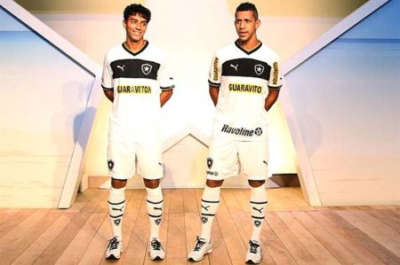 471354 uniforme botafogo 2012 2013 2 Uniforme do Botafogo 2012 2013