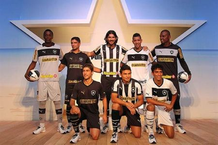 471354 uniforme botafogo 2012 2013 3 Uniforme do Botafogo 2012 2013