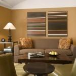 471515 Decoração de sala com parede marrom dicas fotos 2 150x150 Decoração de sala com parede marrom: dicas, fotos