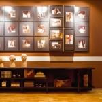 471515 Decoração de sala com parede marrom dicas fotos 3 150x150 Decoração de sala com parede marrom: dicas, fotos