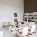 471515 Decoração de sala com parede marrom dicas fotos 9 150x150 Decoração de sala com parede marrom: dicas, fotos